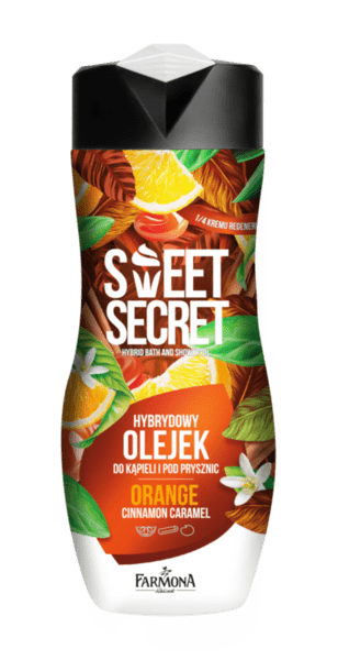 Крем Душ-Олио Портокал Farmona Sweet Secret